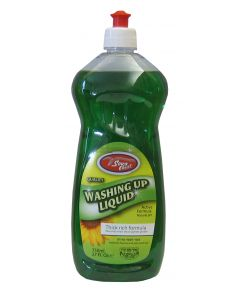 Green Dish Washing Liquid