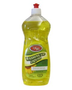 Yellow Dish Washing Liquid