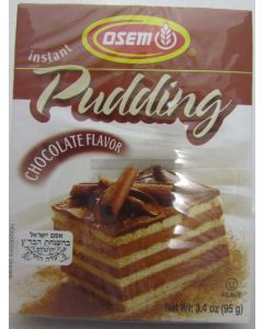 Osem Chocolate Pudding