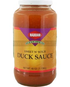 Haddar Large Sweet & Sour Duck Sauce
