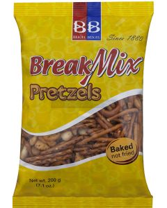 BB Pretzels Break Mix