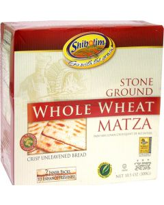 Shibolim Whole Wheat Matzos