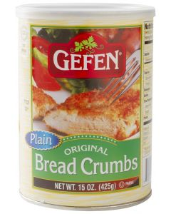 Gefen Plain Bread Crumbs