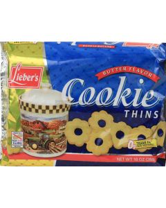 Liebers Butter Flavoured Thin Cookies