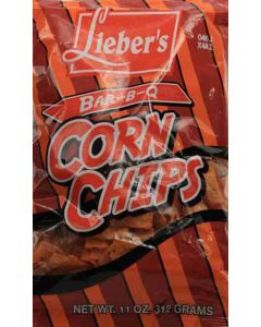 Liebers Large BBQ Corn Chips