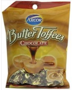 Arcor Butter Chocolate Toffees