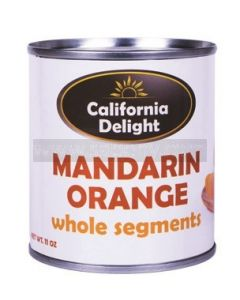 California Delight Whole Mandarin
