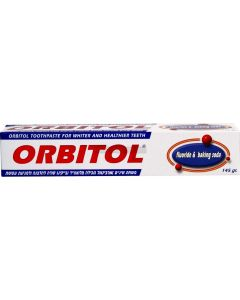 Orbital Toothpaste with Baking Soda
