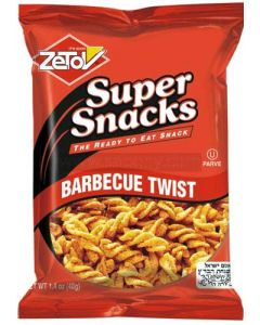 Zetov BBQ Twists Super Snack