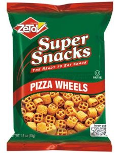 Zetov Pizza Wheels Super Snack