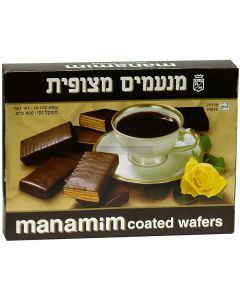 Manamim Metzipet Hazelnut Coated Wafers