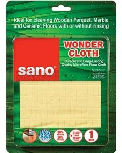 Sano Professional Microfiber Floor Cloth