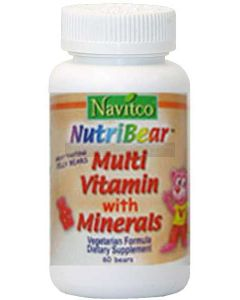Navitco Multi Vitamins with Minerals (60 Jelly Bears)
