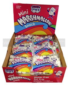 Paskesz Mini Marshmallows Fun Size Packet