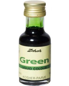 Zohar Green Food Colouring