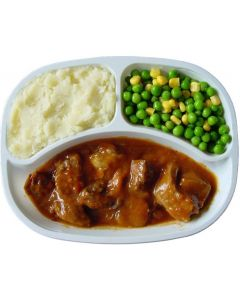 Hermolis Beef Goulash with Potatoes