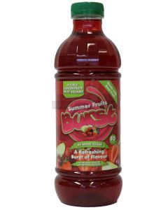 Burst Summer Fruit Squash 1 Litre