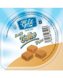 Charedi Dairies Low Fat Toffee Yoghurt