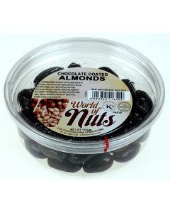 World of Nuts Chocolate Almonds