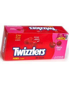 Twizzlers Small Cherry Nibs