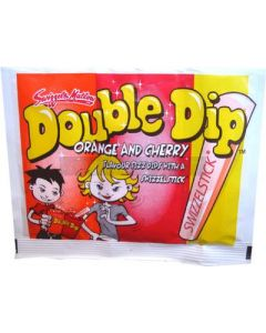 Swizzles Orange & Cherry Double Dip