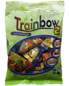 Zaza Trainbow Chewy Toffees