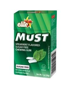 Elite Must Spearmint Gum