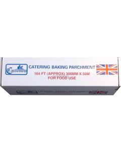 Castleview Baking Parchment 300mm x 50m