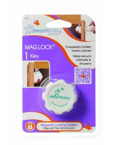 Dreambaby Spare Key for Magnetic Cupboard Locks