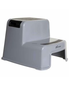 Dremababy 2 Step Grey Stool