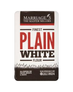 Marriages Plain Flour