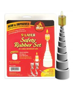9 x 9 Layer Safety Rubber Set