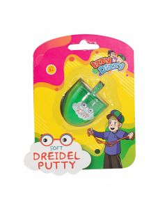 Silly Putty Filled Dreidel