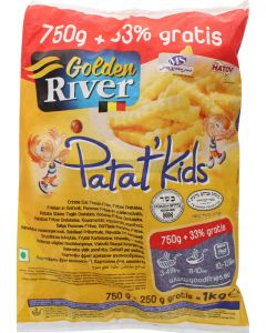 Golden River Crinkle Cut Chips