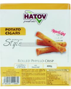 Hatov Potato Cigars