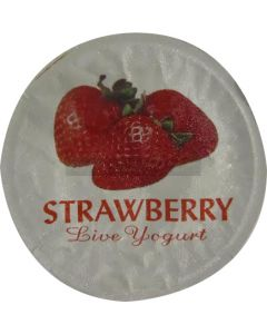 Herczl Dairy Strawberry Yoghurt