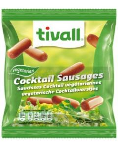 Tivall Vegetarian Cocktail Sausage