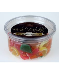 Kosher Delights Mini Fruit Jelly Slices
