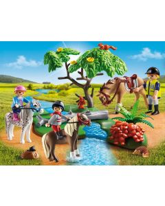 Playmobile Horse Ride in the Country (6947)