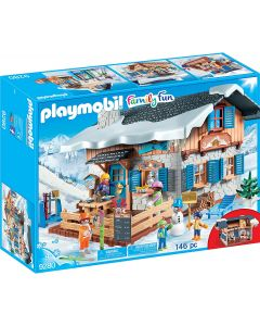 Playmobile Winter Ski Lodge (9280