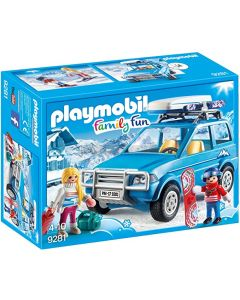 Playmobile Winter SUV (9281)