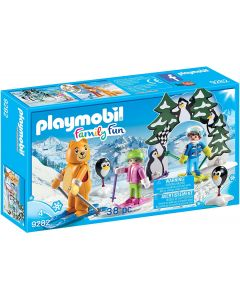 Playmobile Winter Ski Lessons (9282)