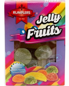 Rumplers Fruit Shape Jellies