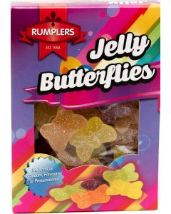 Rumplers Butterfly Shape Jellies