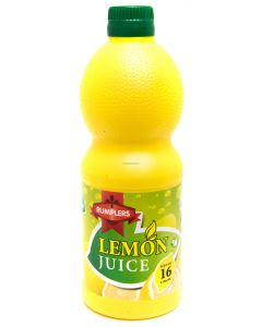 Rumplers Lemon Juice
