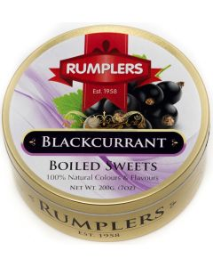 Rumplers Blackcurrant Boiled Sweets