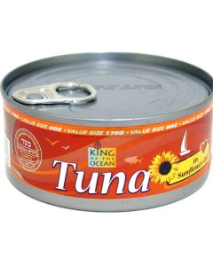 King of the Ocean  Tuna Chunks in Veg Oil