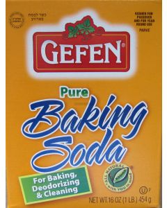 Gefen's Bicarbonate Baking Soda