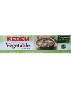 Kedem Mixed Vegetable Soup