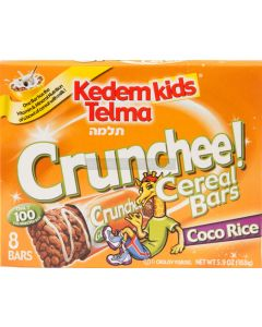 Telma Cocoa Rice Cereal Bars